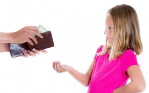 Взыскание алиментов из заработной платы