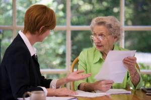 Уход за право наследования жилья