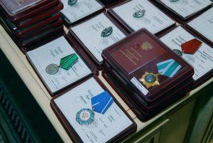Как происходит наследование государственных наград?