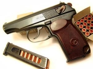 Наследование наградного оружия