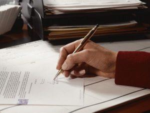 Права наследования имущества по завещанию