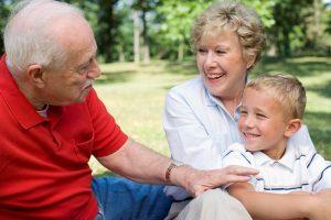 Право наследования внуками