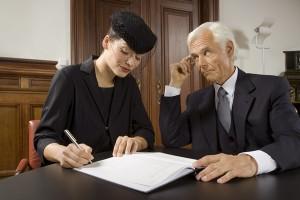 Какая процедура наследования по закону?
