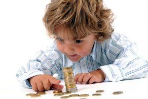 Какова сумма стандартного налогового вычета на ребенка