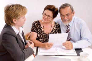 Оказание юридической консультации по вопросам наследования