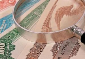 Правила наследования ценных бумаг