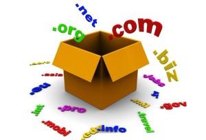 Процедура наследования доменов