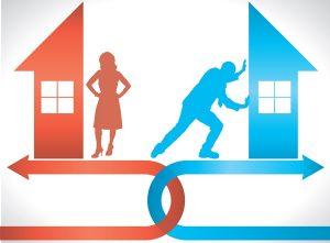 Порядок раздела ипотечной квартиры