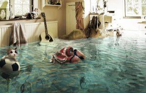 Как происходит возмещение ущерба причиненного заливом квартиры