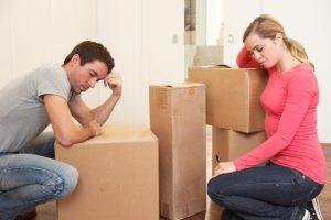 Процесс раздела муниципальной квартиры при разводе