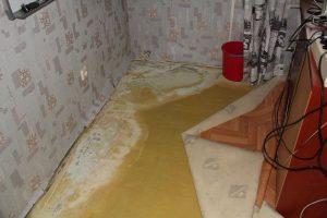 Независимая экспертиза при затоплении квартиры