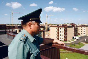 Как проходит приватизация квартиры от Минобороны?
