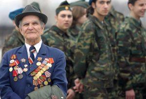 Будет ли повышение пенсии военным пенсионерам