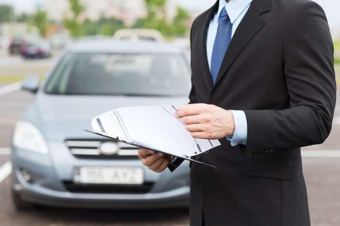 Как вернуть автомобиль в автосалон?