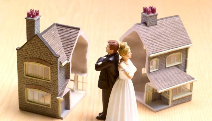 Как делится имущество при разводе?
