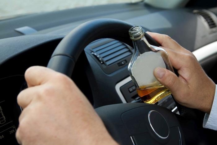 Какое наказание за вождение в пьяном виде?