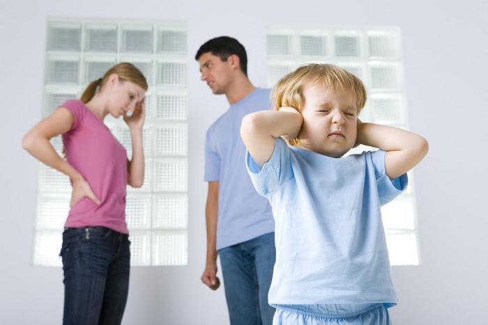 Бракоразводный процесс при наличии несовершеннолетних детей