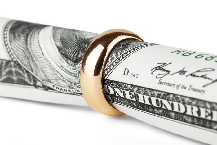 Определение долгов при разводе