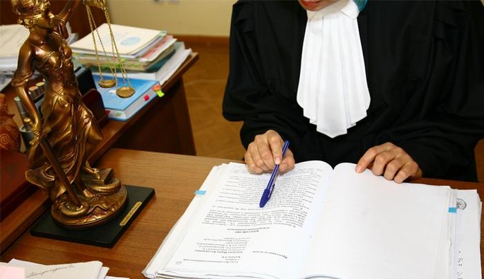 Судебное рассмотрение дела