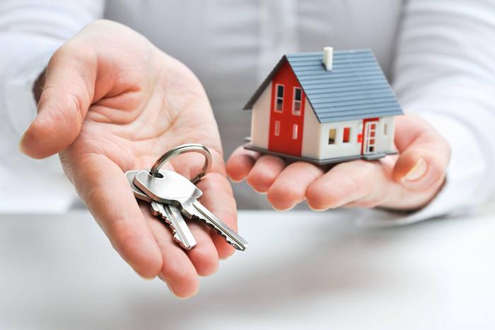 Дарение дома и доли участка