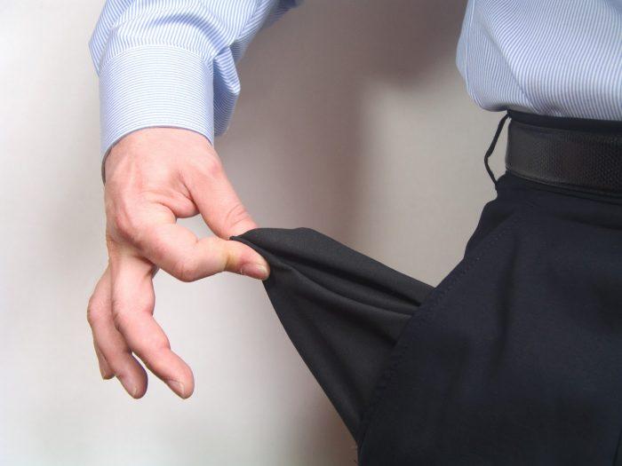 Последовательность шагов по рискованному долгу