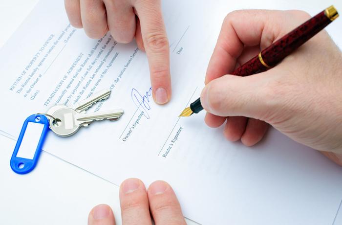 Особенности земельных договоров