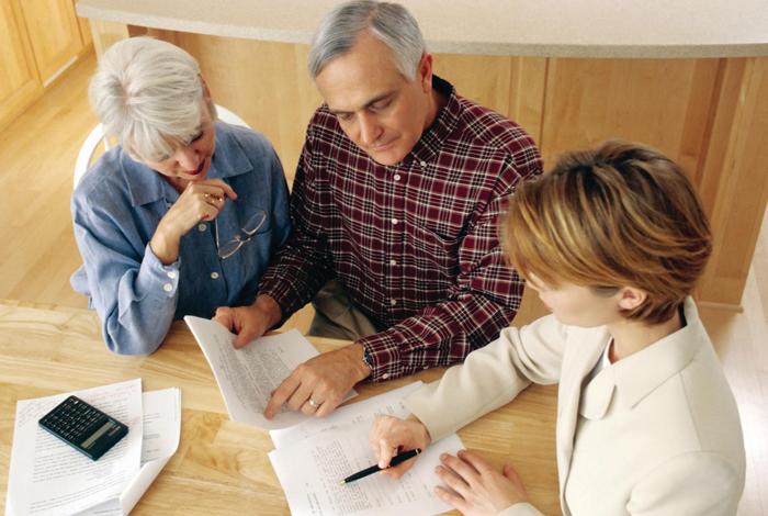 Тонкости оформления трудовой пенсии