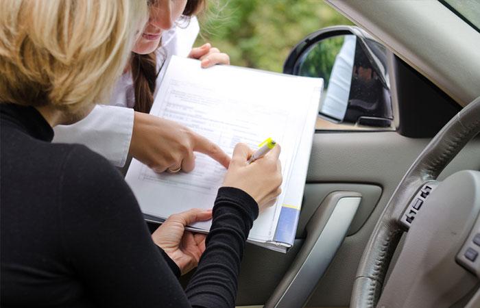 Документы, необходимые для представления в автосалон