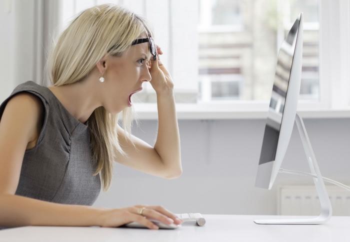 Ошибки при регистрации предприятия
