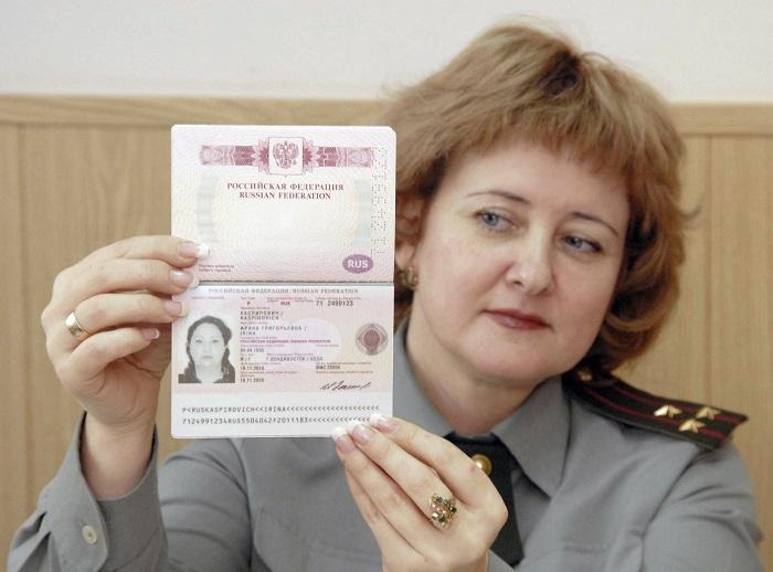 Отдельные моменты при получении паспорта
