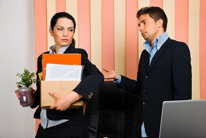 Позиция работодателя по отпуску с увольнением