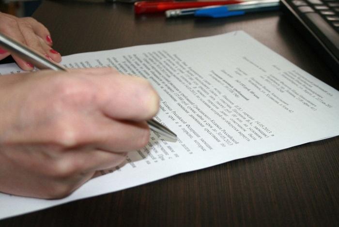 Правила написания искового заявления