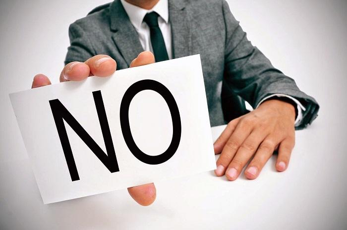 Причины отказа в заявленных требованиях