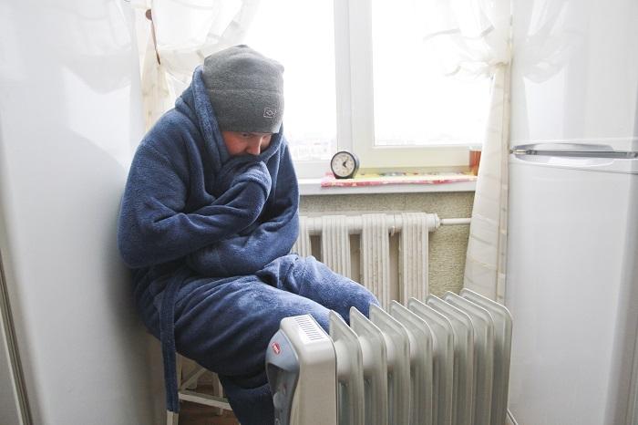 Жалоба на проблемы с отоплением