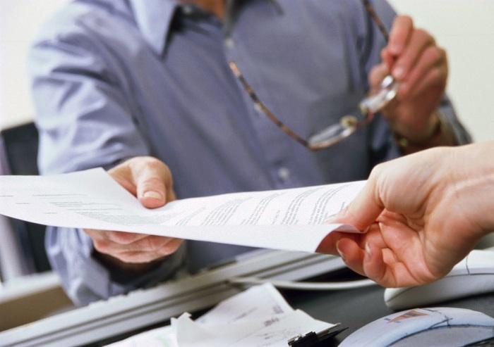 Регистрация подписанного договора