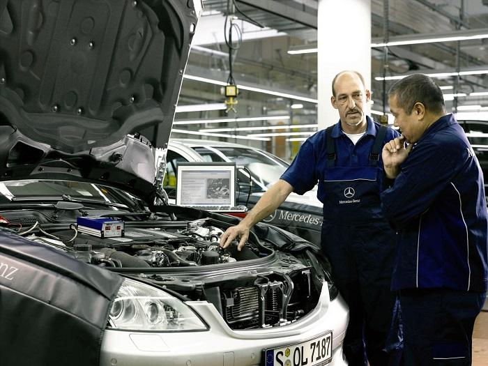 Претензии по ремонту автомобиля