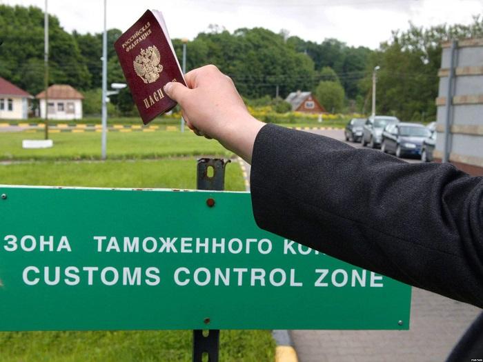 Действие запрета на въезд в страну