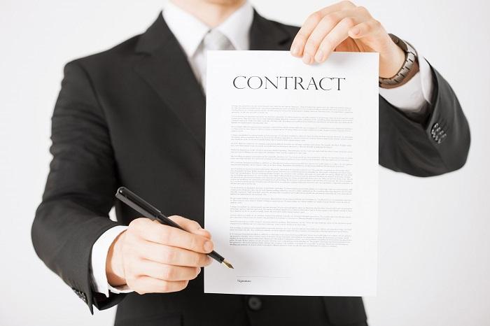 Правила подписания документа