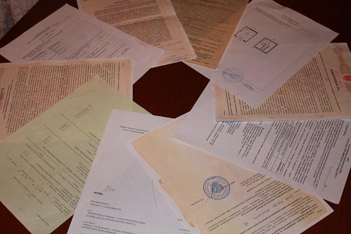 Требуемые документы для оформления дарственной
