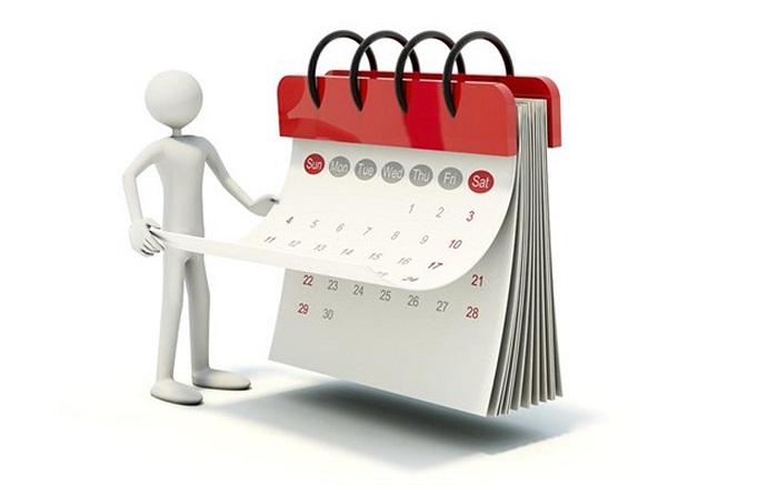 Сроки регистрации и оплата услуги
