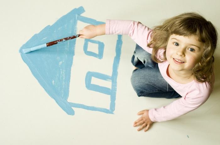 Собственник и регистрация на его территории ребенка
