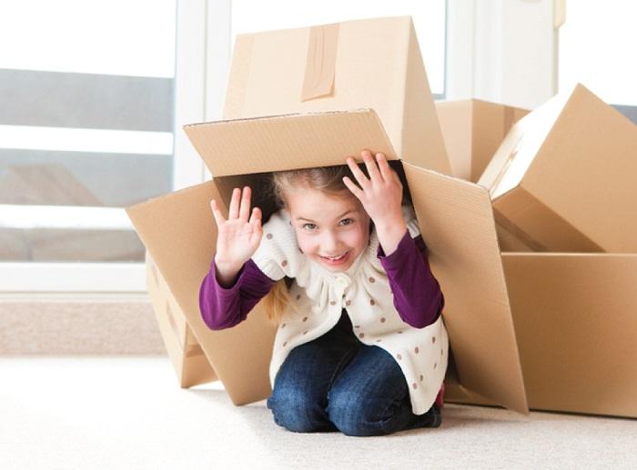 Выписка ребенка без предоставления нового адреса