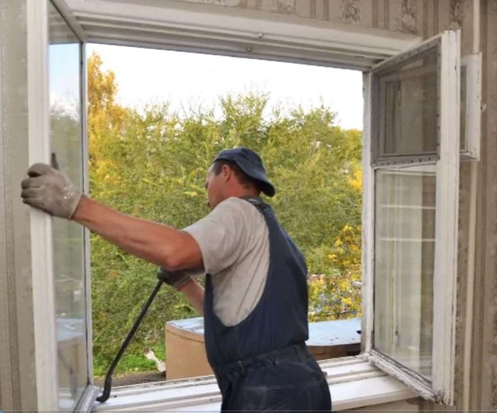 Правила проведения балконных работ