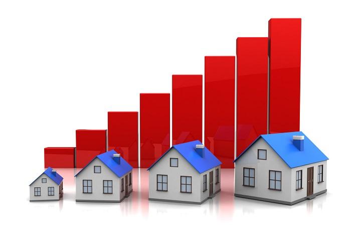 Соотношение двух оценок недвижимости