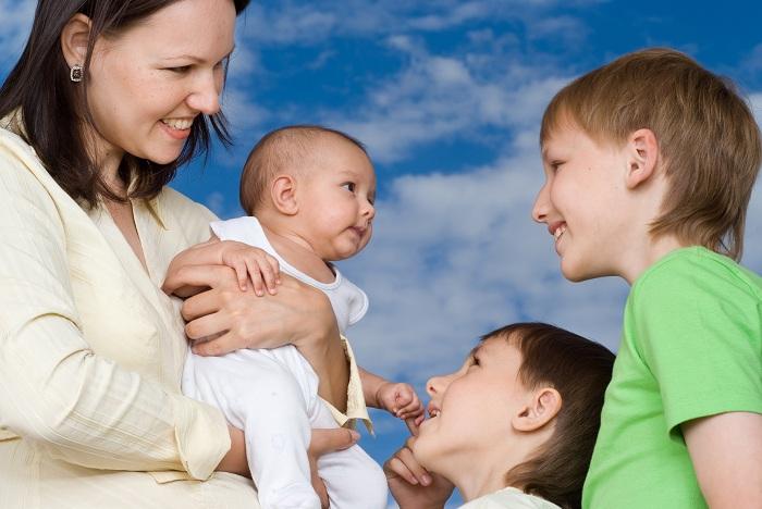 Как получить алименты на трёх детей?