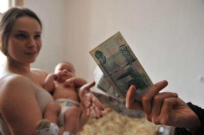 Особенности выплаты алиментов детям, не достигшим 3-летнего возраста