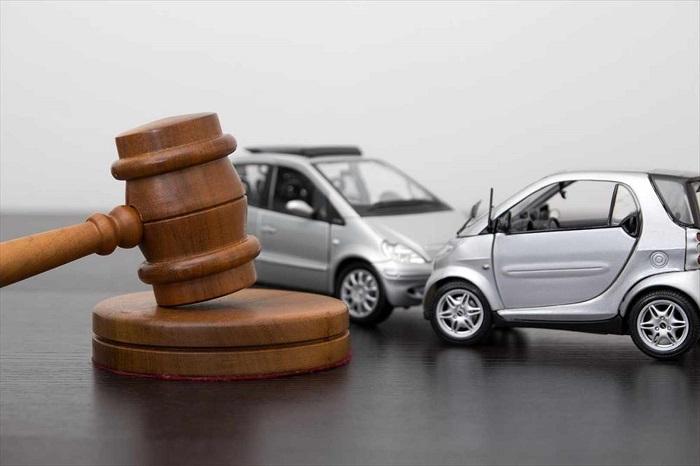 Поведение виновного автовладельца