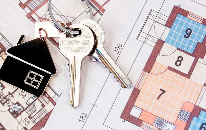 Дарение различных частей квартиры