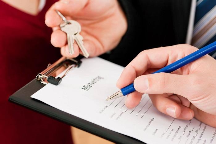 Оформление арендных документов