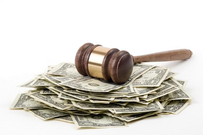 Судебный порядок взыскания